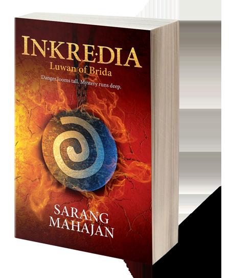 INKREDIA Luwan of Brida by Sarang Mahajan | Fantasy Novel